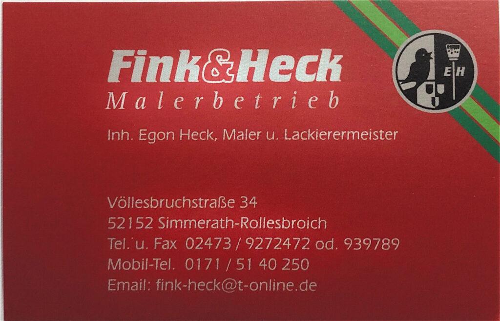 Fink und Heck
