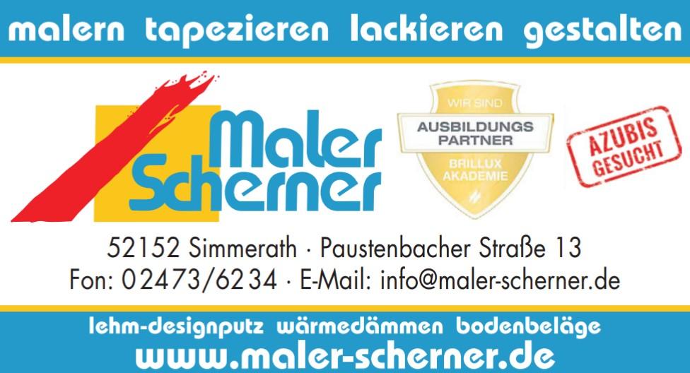 Maler Scherner Logo