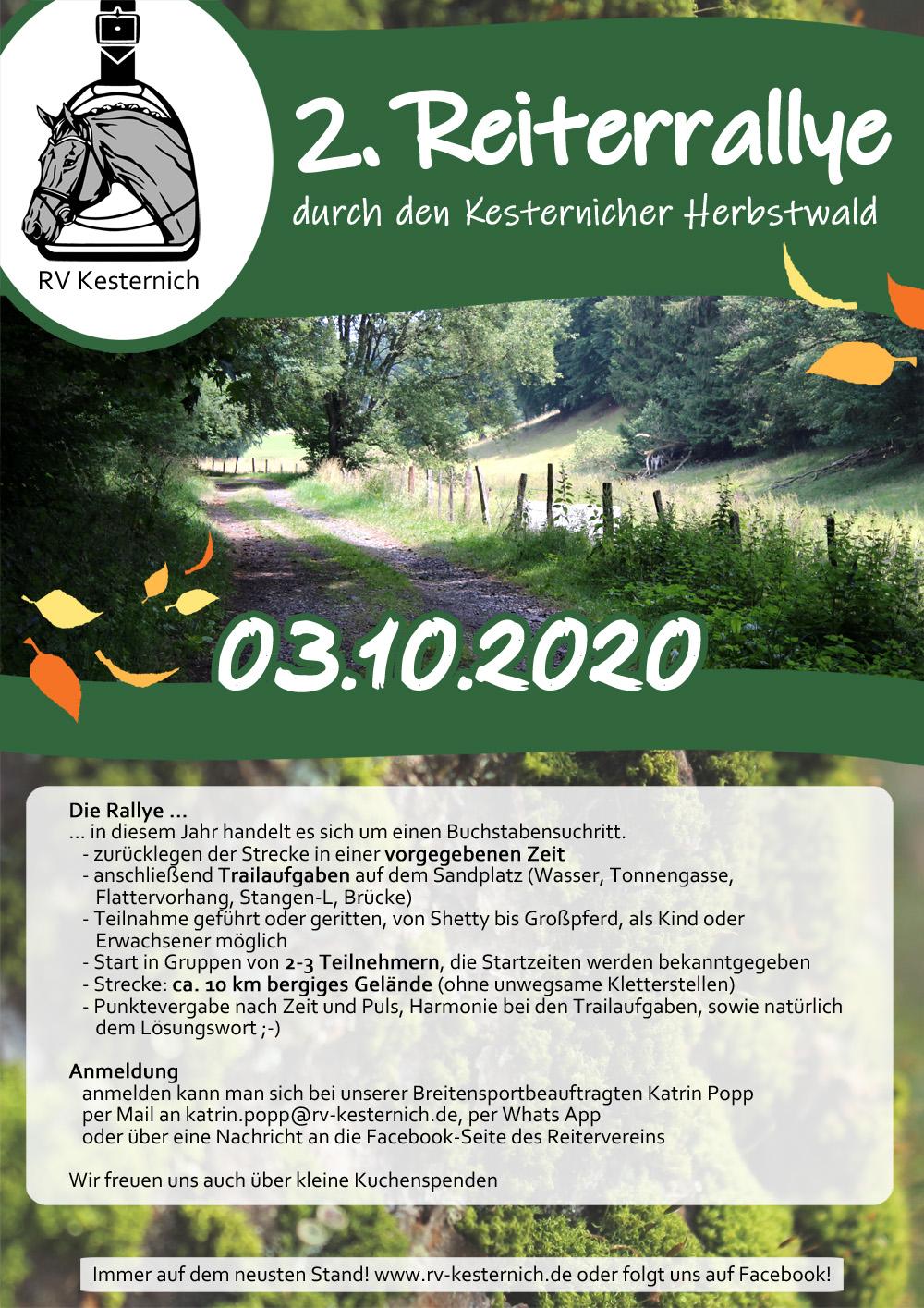 Reiterrallye2020